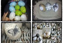 pasen / Leuke dingen om te doen  en/of te maken voor Pasen