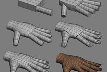 3D Concept step by step
