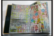My Creative Dyary Pages