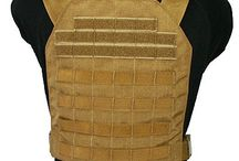 Tactical Plate Carriers / Custom Plate Carriers.