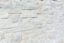 Stone Panel bianco cristallino