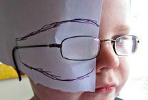 Eye Patch / by Kathie Pincock