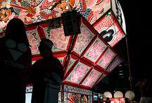 祭り / Matsuri festival in Japan.