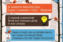 Social Networks / You will also locate Social Network Inforgraphics