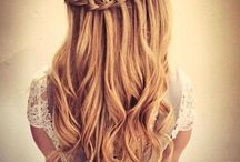 Cool hairstyle <3