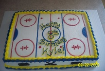 Hockey bday / Birthday ideas