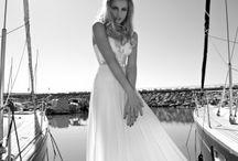 Wedding Dress, Bridesmaid Dresses, Flower Girl, Ring Bearer / by Brittany Overstreet