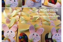 Easter goodie gifts / by Debbie Barnes