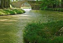 Paul Riquet et Le canal du Midi