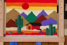 tapices paisajes jujeños