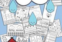 kindergarten sheets