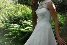 Vintage wedding style / I collected here some items around our style Mirjam to create vintage bride style for a this day.