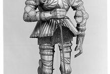 1501-1525 Germanic - Military / Renaissance (c 1501 - Post Period) - Landsknecht, Arms & Armor / by Heather Clark (Kirstyn von Augsburg)