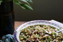 Vollwertige Salate