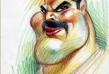 Caricatures / by Jer Carter