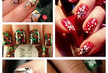 kerst nagels