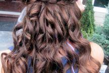 just hair / by Lauren Hunt