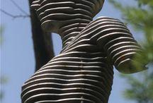 Statues personnalisées bois