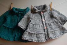 Tricot / Modelos em tricot