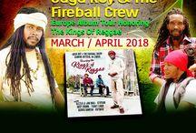Suga Roy & The Fireball Crew