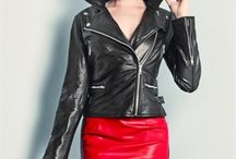 Latex/Leather Skirts