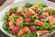 Salads / Light and easy salads for a healthy meal for you or your family.