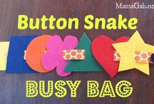 Busy bags / by Jenny Free