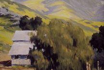 Art - Gail Pidduck Paintings / Santa Paula, California artist, Gail Pidduck  / by Peggy Bousman