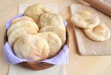 Ricette pane e pizza bimby e non
