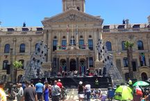 Cape Town LightSwitch 2014 / Switching on the Xmas Lights in the City Of Cape Town