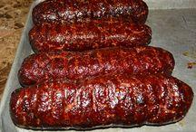 Smoked summer sausage