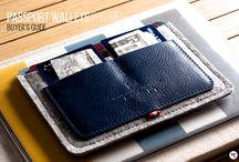 Wallets / All kinds of mostly SLIM wallet designs