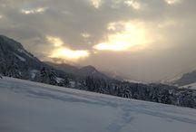 belles montagnes