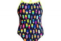 WILD WATER / The new Wild Water swimwear collection from Funkita /Funky Trunks is finally here! The new bold and colorful prints will definitely light up the pool!