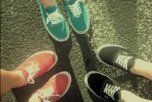 Shoes / by Megan Hissom