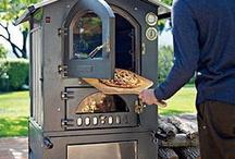 Outdoor oven / unique ovens