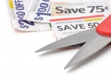 List of Coupon Sites / by Suzanne Blades