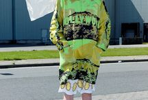 fashion experimental