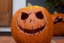 Halloween deco / Dekorationer til halloween
