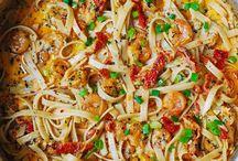 Recipes - sea food