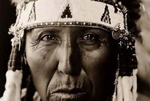 Photographs of Edward S. Curtis / by Leslie Greene