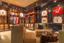 Awesome Baseball Man Caves / by Majestic Athletic