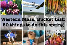 Springtime in Massachusetts / Fun things to see and do this spring in Massachusetts