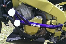 ZeusArmor Motorcycle Stunt Parts / ZeusArmor Motorcycle Stunt Parts
