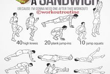workout routine!