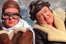 Two fat ladies / by Geesje Kupers
