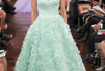 Weddings trends 2013 : MINT Color !