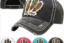 Vintage Baseball Hats