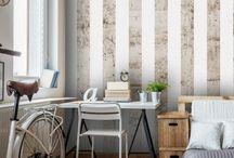 Mintás tapéták / Szeretnéd feldobni a szobád hangulatát, de az óriás tájképek és absztrakt formák helyett valami szolidabb dekorációt választanál? 10 méteres tekercsben rendelhető Deko Panels tapétáink különleges mintákkal, beton, márvány, fa hatású motívumokkal tökéletes választás lehet otthonod díszítésére: http://www.ovardesign.hu/301-deko-panels-tapetak
