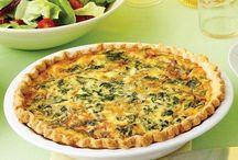 Recipes | baked savoury